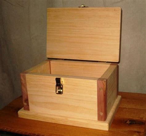woodworking box plans woodwork plan for wood box pdf plans