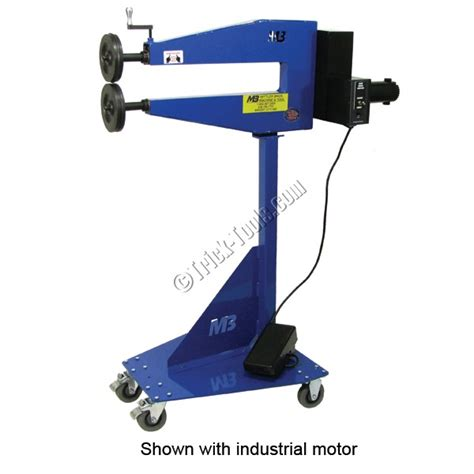 mittler brothers bead roller 204 24 ttk mittler bros high throat powered bead roller