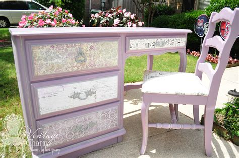 how to decoupage on furniture how to decoupage drawer fronts vintage charm restored