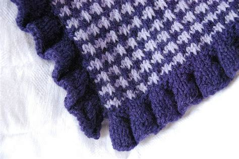 houndstooth knit pattern easy 17 best images about knitting on stitches