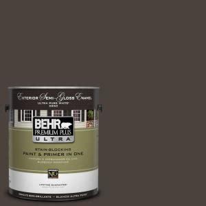 behr paint color espresso behr premium plus ultra 1 gal ul160 23 espresso beans