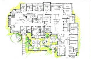 floor plan of a hospital hospital layout plan szukaj w architecture