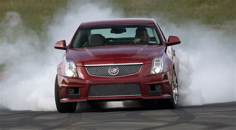 2008 Cadillac Cts Review by Cadillac Cts V 2008 Review Car Magazine