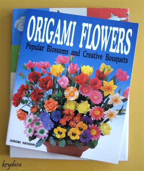 origami flowers book krydasu origami balloon flowers