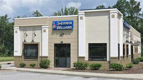 sherwin williams paint store atlanta ga sherwin williams ga retail construction ecker