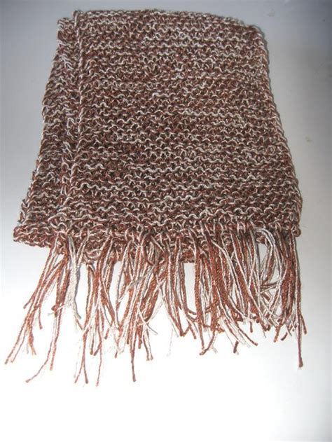 how to add tassels to knitted scarf how to make fringe for a scarf 171 knitting crochet