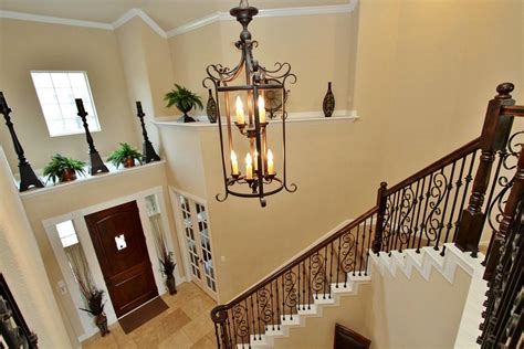foyer chandelier height contemporary entryway chandeliers the right height to hang