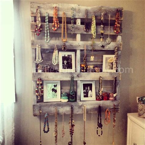 jewelry storage ideas the most 23 coolest hanger ideas for your jewelry storage