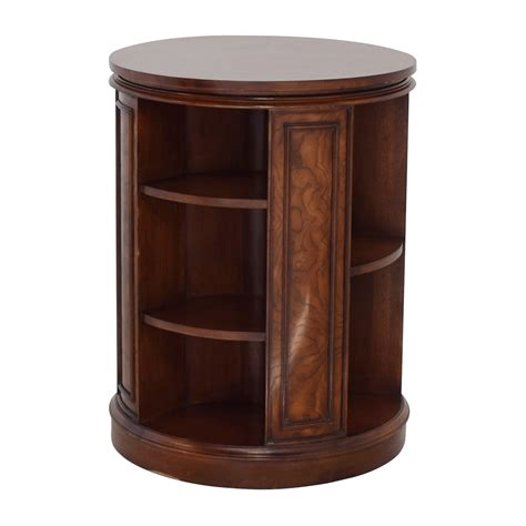 rotating bookshelves 82 safavieh safavieh rotating side table bookcase