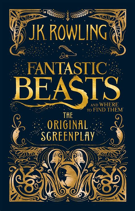 original book with pictures fantastic beasts and where to find them the original