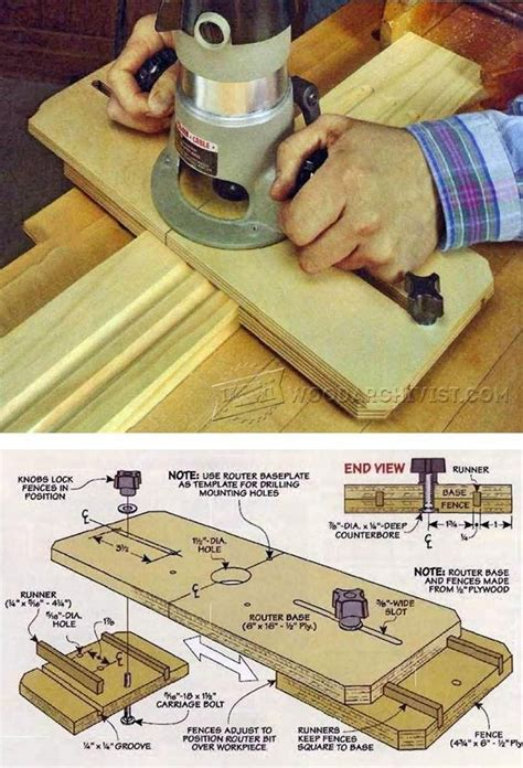 router woodworking tips 442 best images about shop pr0ject plans and gigs on