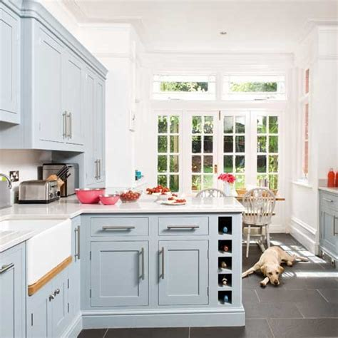 practical kitchen design take a tour around a traditional painted kitchen with