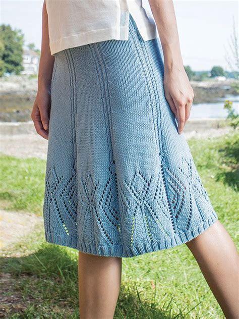 knitted skirt 17 best ideas about skirt knitting pattern on