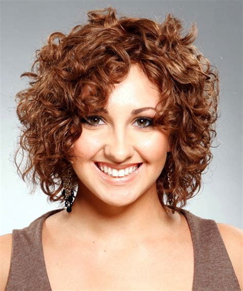 haircut for thick frizzy gray hair short curly hairstyles for gray hair girls styloss com