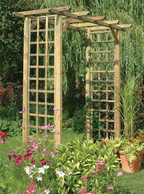 Garden Arbor Archway 25 Trending Garden Arches Ideas On Garden