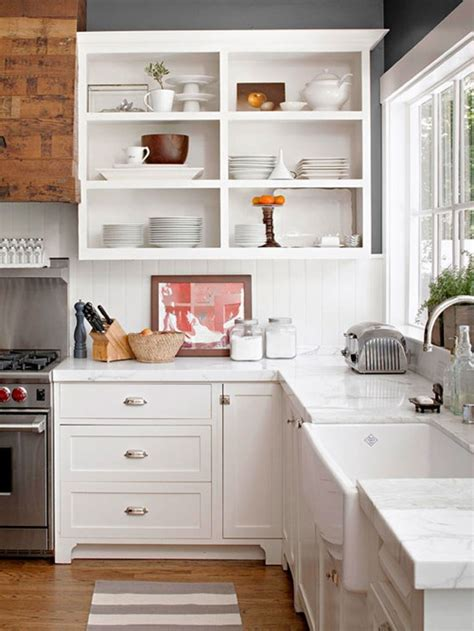 kitchen cabinet shelving 5 reasons to choose open shelves in the kitchen burger