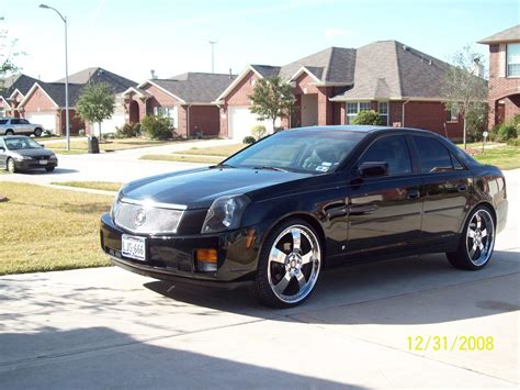 2007 Cadillac Cts Parts by Leeroy1208 2007 Cadillac Cts Specs Photos Modification