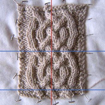 knitting cables tutorial see eunny knit technickety how to unvent a simple cable