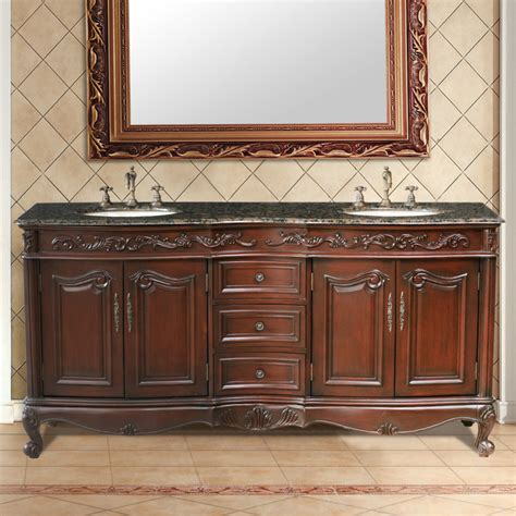 bathroom gorgeous bathroom furniture of red brown cherry