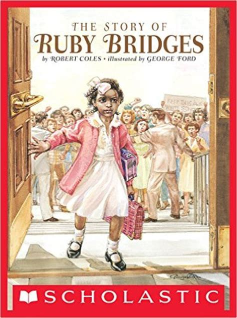ruby bridges picture book ruby bridges was six knows it all