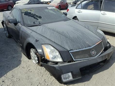 2006 Cadillac Xlr V For Sale by 2006 Cadillac Xlr V For Sale Tx Houston Salvage Cars