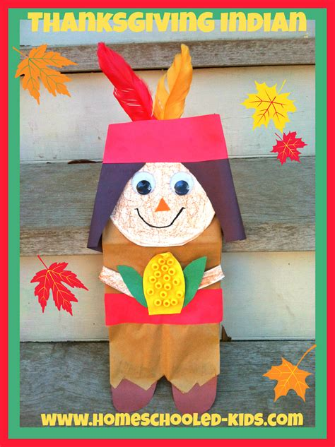 american indian crafts for thanksgiving indian craft homeschooled