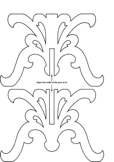 woodworking scroll saw patterns free garage barn doors sale scrollsaw woodworking crafts