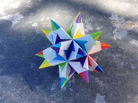 origami bascetta origami bascetta paolo bascetta folded by montana