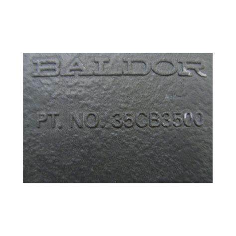 75 Hp Electric Motor by Baldor 35cb3500 Electric Motor 75hp Motionsurplus
