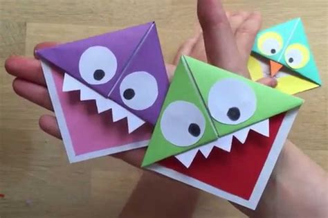easy paper crafts for children simple paper craft for find craft ideas