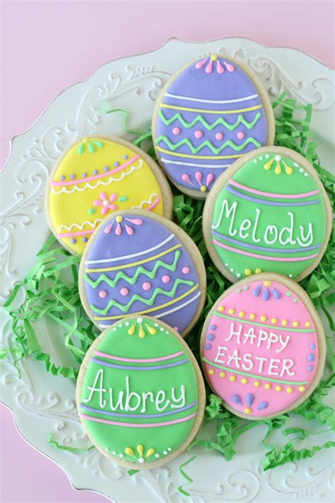 decorating ideas for cookies 15 adorable easter cookie decorating ideas