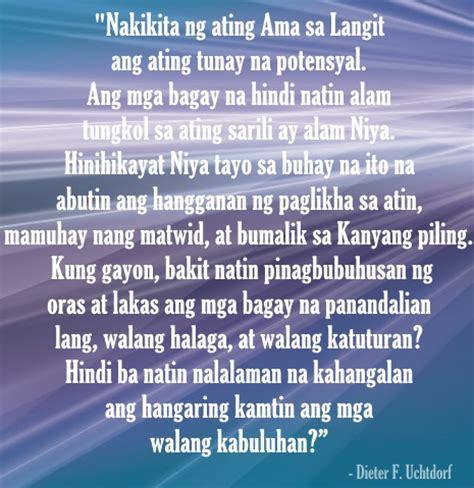tagalog opening prayer for tagalog christian quotes inspirational 187 latterday