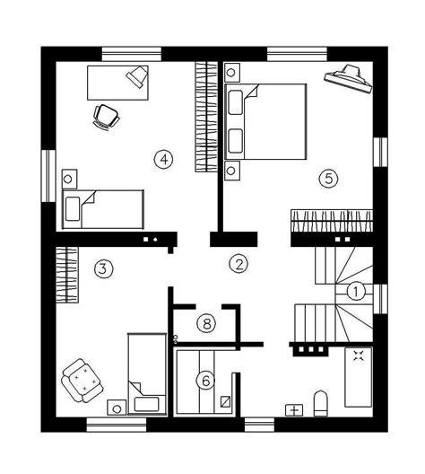 easy floor plans lovely simple 2 story house plans 4 simple two story house plans architecture