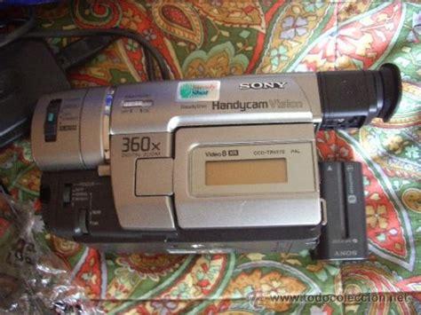 camara de video 8mm antigua video camara sony tvr57e 8 mm comprar c 225 maras de
