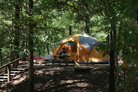 table rock state park cabins cing missouri state parks