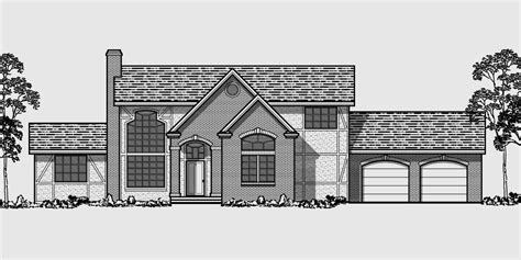 Main Floor Master Bedroom House Plans colonial house plans dutch southern and spanish home styles