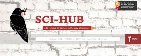 sci hub sci hub the pirate bay voor wetenschappelijke artikelen