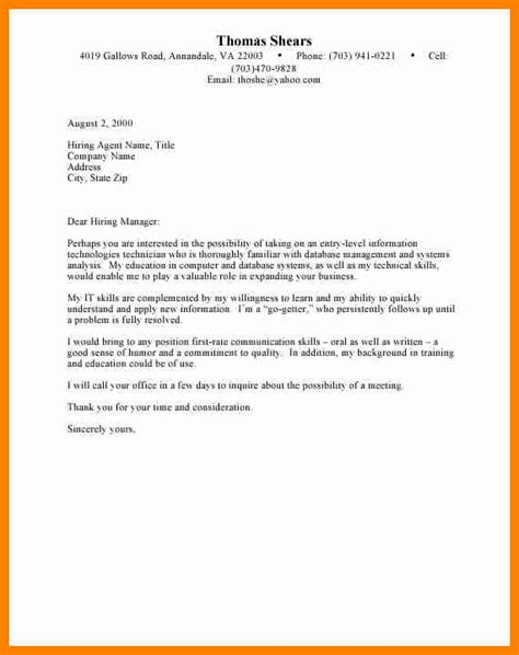 5 cover letter examples for student assembly resume