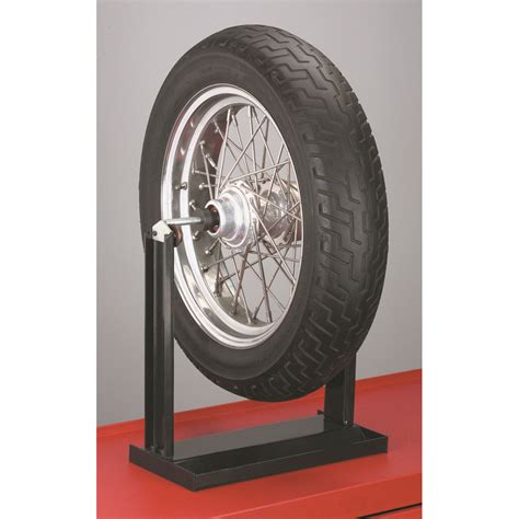 motorcycle tire balancing motorcycle wheel balancer w stand