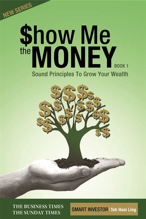 show me a picture of a book show me the money