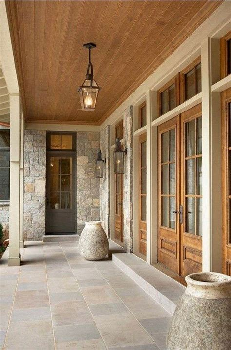 covered porch ideas porch flooring ideas materials styles and decor of