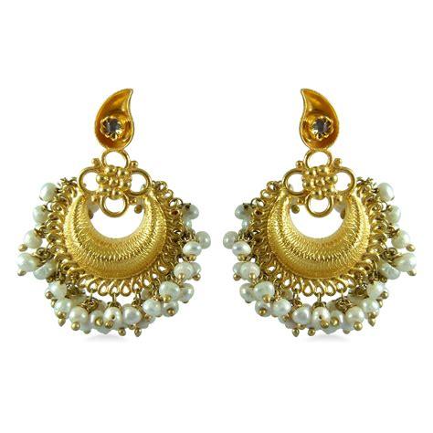earrings design new brands wedding bridal gold earrings