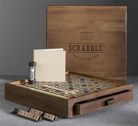 scrabble vintage edition vintage edition scrabble board hiconsumption