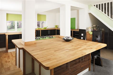 kitchen island worktops uk oak worktop gallery