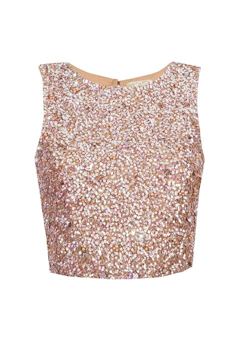 beaded tops lace picasso sequin top tops