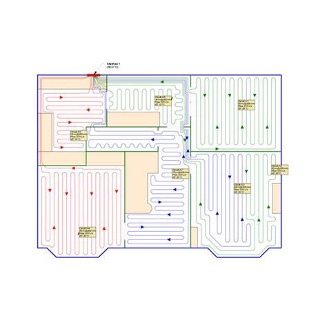 Floor Plan Design App underfloor heating cad design
