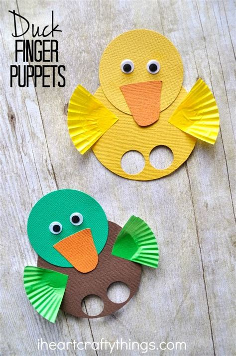 easy craft projects 25 unique duck crafts ideas on simple