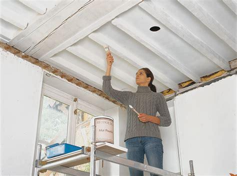 comment r 233 nover un plafond