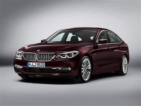 Gt Bmw by 2018 Bmw 6 Series Gt Complete Line Up Specifications