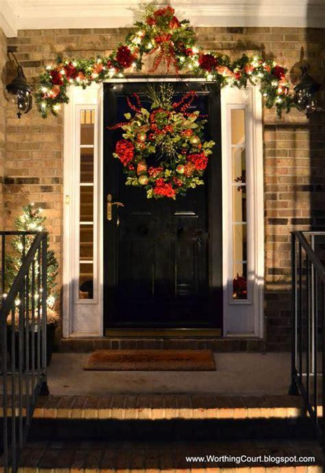 front door decoration most loved door decorations ideas on